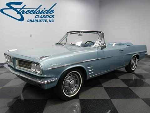 1963 Pontiac Tempest for sale in Concord, NC