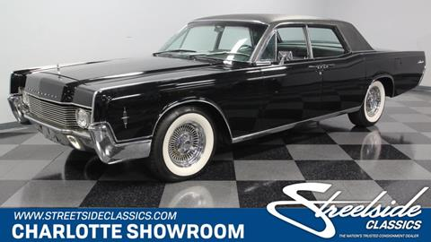 1966 Lincoln Continental For Sale In Marsing Id Carsforsale Com