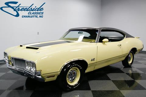 1970 Oldsmobile 442 for sale in Concord, NC