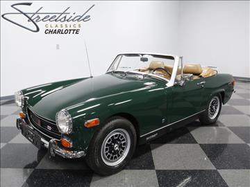 1971 MG Midget for sale in Concord, NC