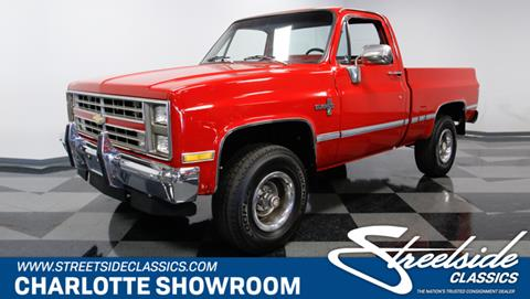 1985 Chevrolet C/K 10 Series for sale in Concord, NC