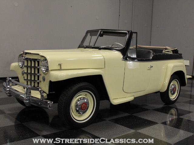 1950 Willys Jeepster for sale in Lithia Springs GA