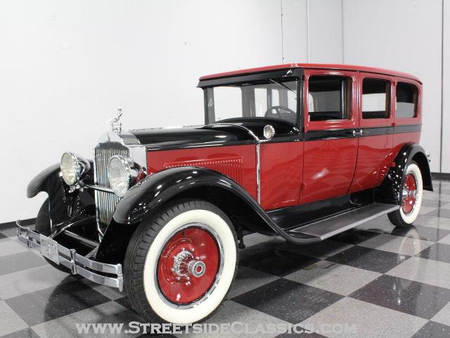 1929 Packard 633 Limousine for sale in Lithia Springs GA