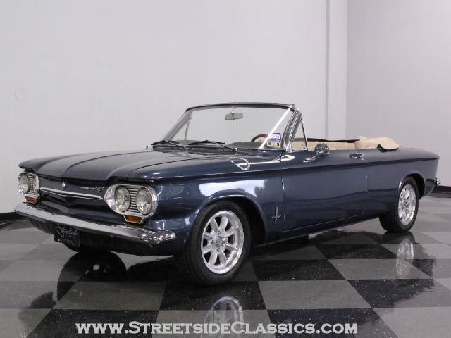 Used 1963 Chevrolet Corvair In Fort Worth Tx At Streetside Classic Cars