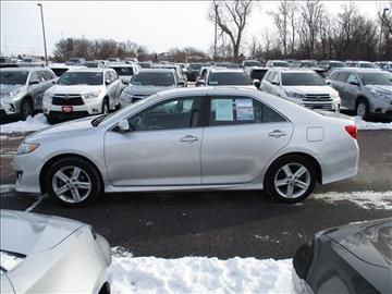 2013 toyota camry for sale sioux falls sd for Big city motors sioux falls sd