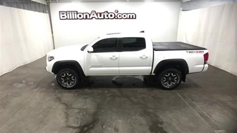 2016 Toyota Tacoma For Sale In Sioux Falls, SD