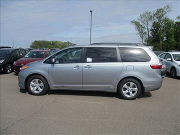 2017 Toyota Sienna for sale in Sioux Falls, SD