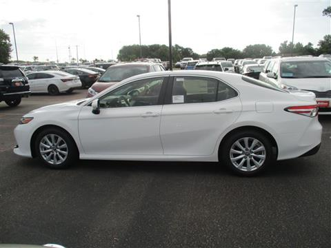 2018 Toyota Camry for sale in Sioux Falls, SD