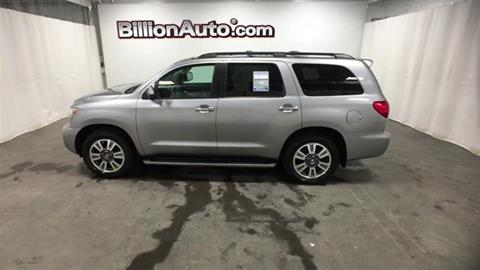 2008 Toyota Sequoia For Sale In Sioux Falls, SD