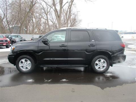 toyota sequoia for sale in sioux falls sd. Black Bedroom Furniture Sets. Home Design Ideas