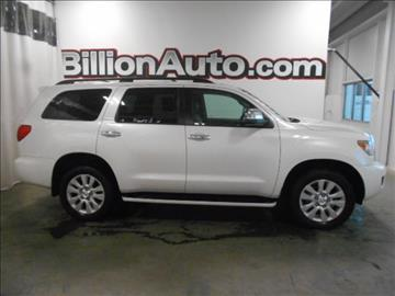 2014 Toyota Sequoia for sale in Sioux Falls, SD