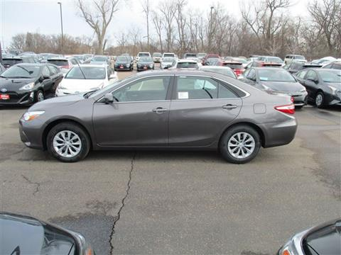2017 Toyota Camry for sale in Sioux Falls, SD