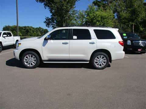 2016 Toyota Sequoia for sale in Sioux Falls, SD