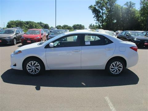 2017 Toyota Corolla for sale in Sioux Falls, SD