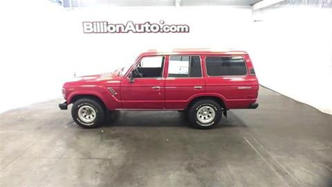 1986 Toyota Land Cruiser For Sale In Sioux Falls, SD