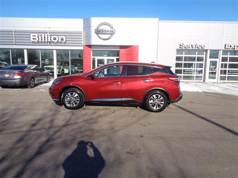 Nissan murano for sale in south dakota for Billion motors sioux falls south dakota