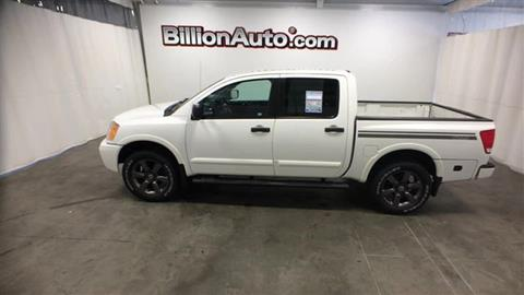 2012 Nissan Titan for sale in Sioux Falls, SD