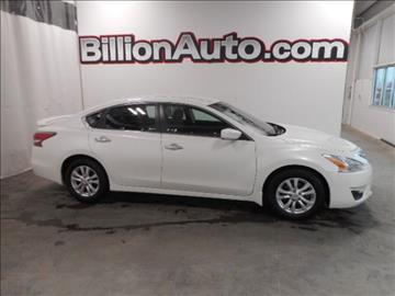 2014 Nissan Altima for sale in Sioux Falls, SD