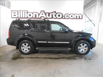 2011 Nissan Pathfinder for sale in Sioux Falls, SD