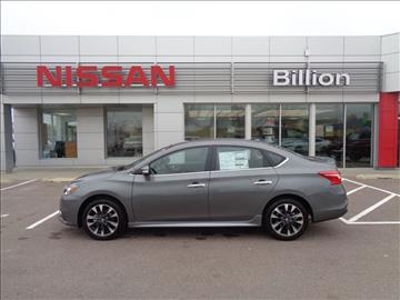 2016 Nissan Sentra For Sale Sioux Falls Sd