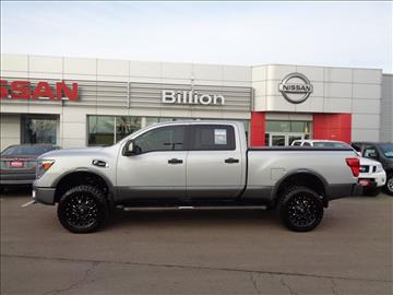 2016 Nissan Titan XD for sale in Sioux Falls, SD