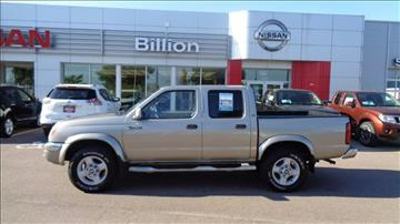 2000 Nissan Frontier for sale in Sioux Falls, SD