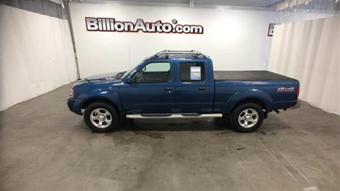 2002 Nissan Frontier for sale in Sioux Falls, SD