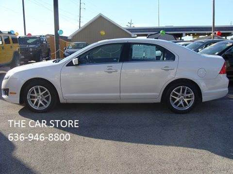 2012 Ford Fusion for sale in Saint Charles, MO