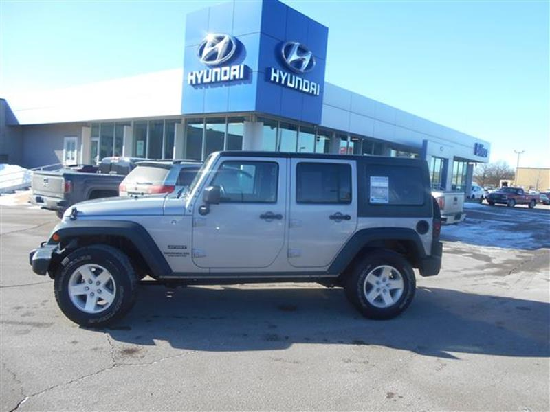 Jeep wrangler unlimited for sale in sioux falls sd for Wheel city motors sioux falls sd
