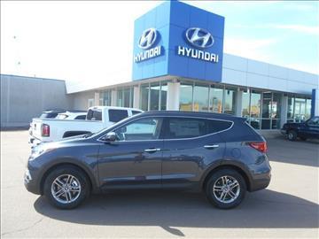 2017 Hyundai Santa Fe Sport for sale in Sioux Falls, SD