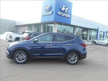 2017 Hyundai Santa Fe Sport for sale in Sioux Falls, SD