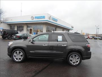 2013 GMC Acadia for sale in Sioux Falls, SD