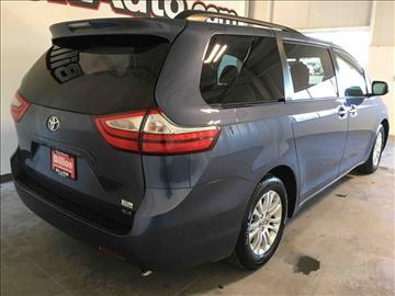 2016 Toyota Sienna for sale in Sioux Falls, SD