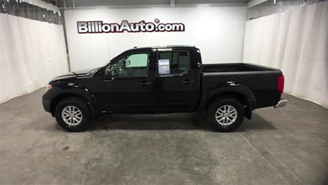 Nissan frontier for sale in south dakota for Billion motors sioux falls south dakota