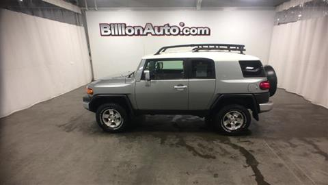 Toyota Sioux Falls >> Toyota Fj Cruiser For Sale In Sioux Falls Sd Carsforsale Com