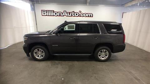 2017 Chevrolet Tahoe for sale in Sioux Falls, SD