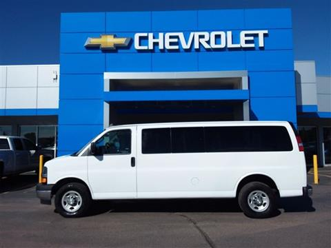 2017 Chevrolet Express Passenger for sale in Sioux Falls, SD