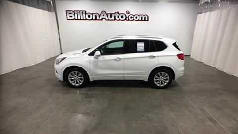 2017 Buick Envision for sale in Sioux Falls, SD