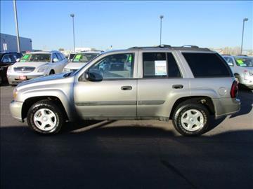 Used Chevrolet Trailblazer For Sale South Dakota