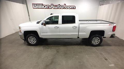 2018 Chevrolet Silverado 3500HD for sale in Sioux Falls, SD