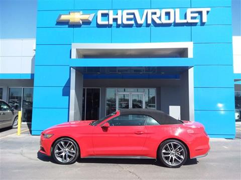2015 Ford Mustang for sale in Sioux Falls, SD
