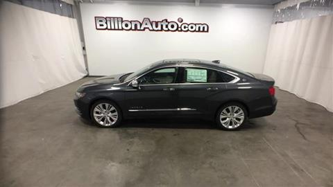 2018 Chevrolet Impala for sale in Sioux Falls, SD