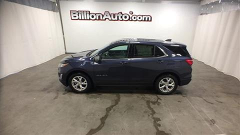 2018 Chevrolet Equinox for sale in Sioux Falls, SD