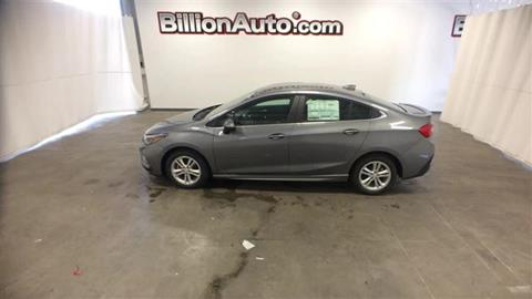 2018 Chevrolet Cruze for sale in Sioux Falls, SD