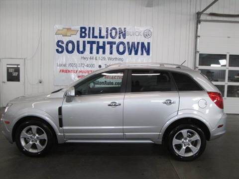 2014 Chevrolet Captiva Sport for sale in Watertown, SD