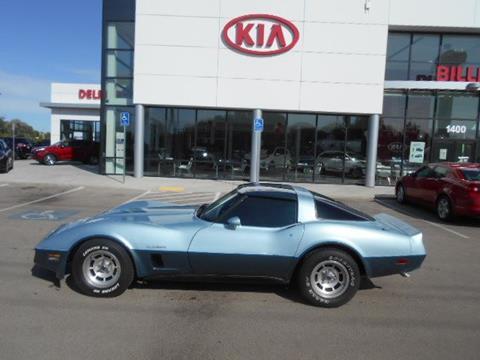 1982 Chevrolet Corvette for sale in Rapid City, SD