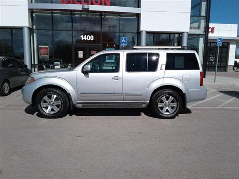 2008 Nissan Pathfinder For Sale In Rapid City, SD