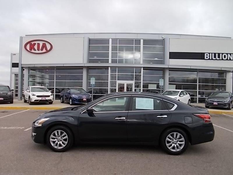Nissan altima for sale in sioux city ia for Star motors iowa city