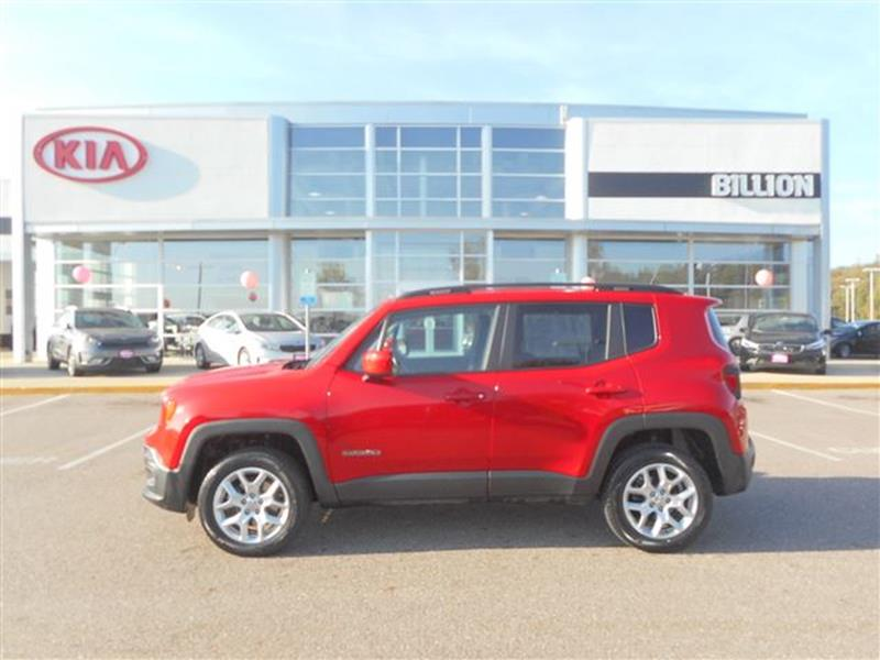 Used jeep renegade for sale in iowa for Jensen motors sioux city
