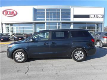 2016 Kia Sedona for sale in Sioux City, IA